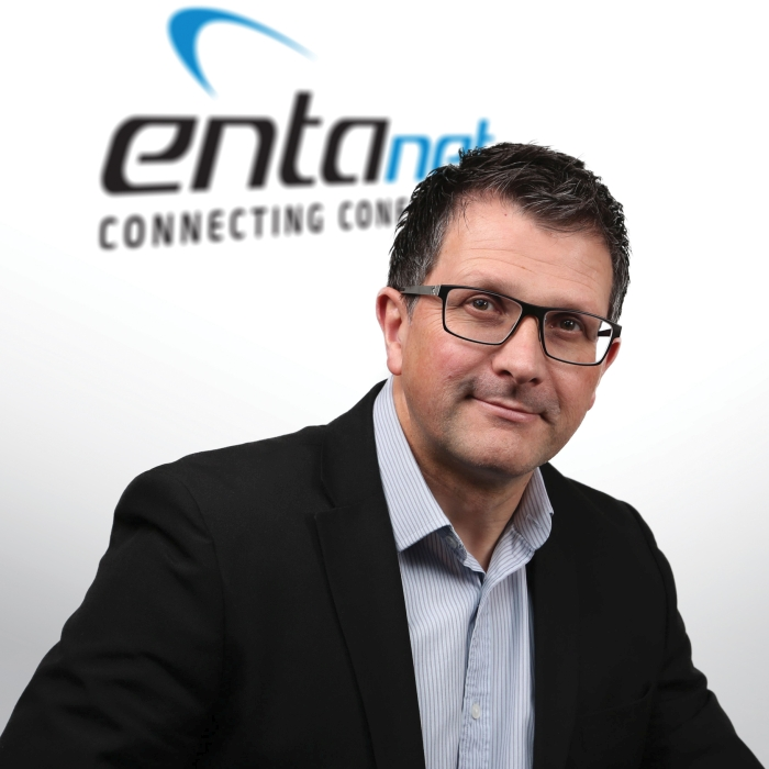 Darren Farnden, Head of Marketing, Entanet