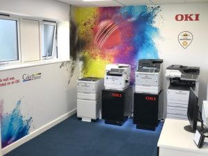 Oki's new solutions suite