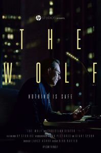 'The Wolf' a new branded short film series, part of the new HP Secure call to action