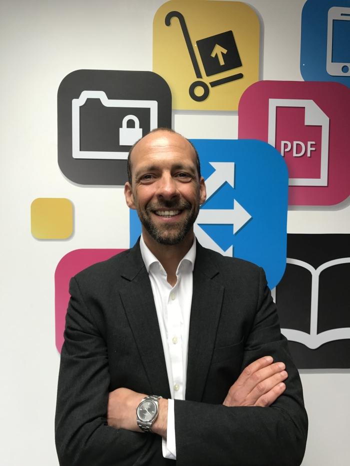 Matthew Bunting, Strategic Corporate Clients Team, Vision