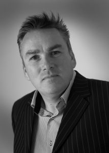 Mike Holyoake, Group Sales Director, Zerographic Systems