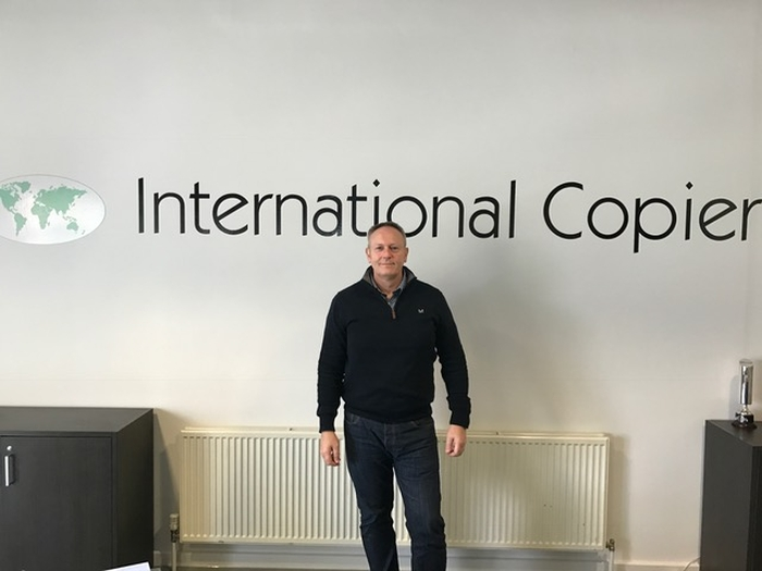 Rob Wood, Director, International Copiers