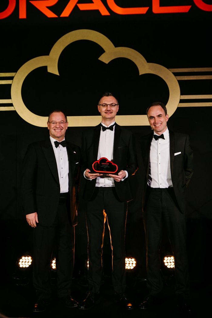 Certus Solutions awarded 2017 UK & Ireland Partner of the Year Award in HCM Cloud.