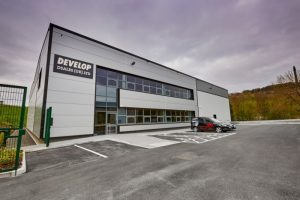 New HQ for Develop
