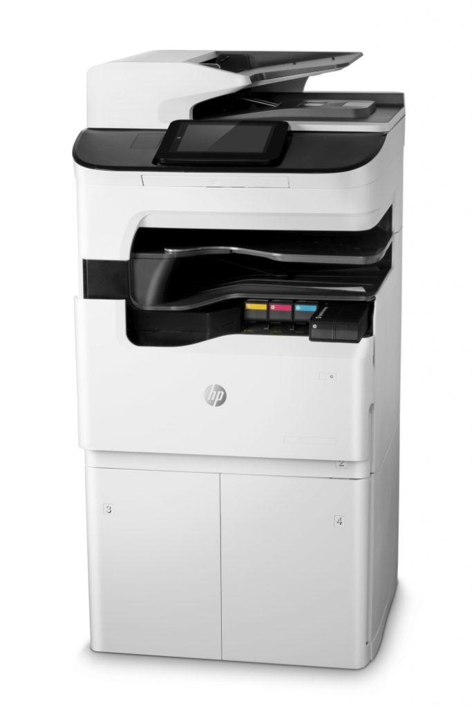 HP, new range of A3 MFPs