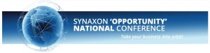 Synaxon conference logo