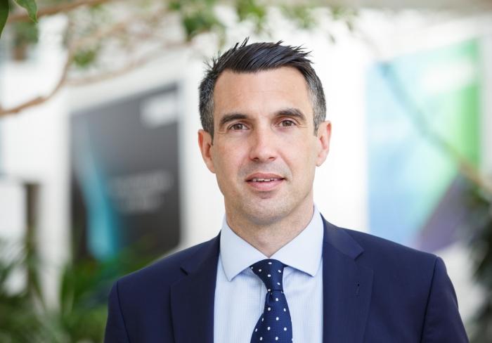 Mark Ash, Head of Print and Director Business Enterprise Team, Samsung