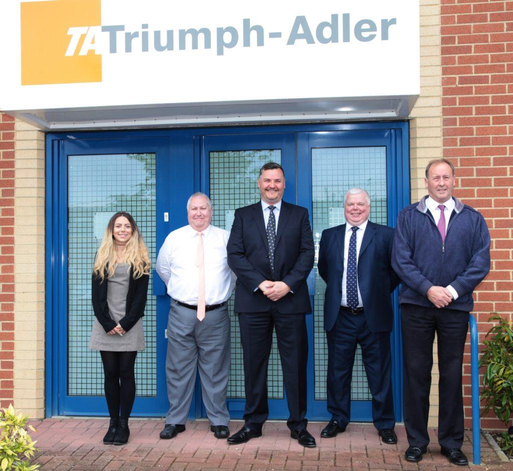 TA Triumph-Adler expands sales team