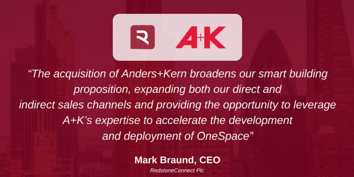 Anders+Kern acquired