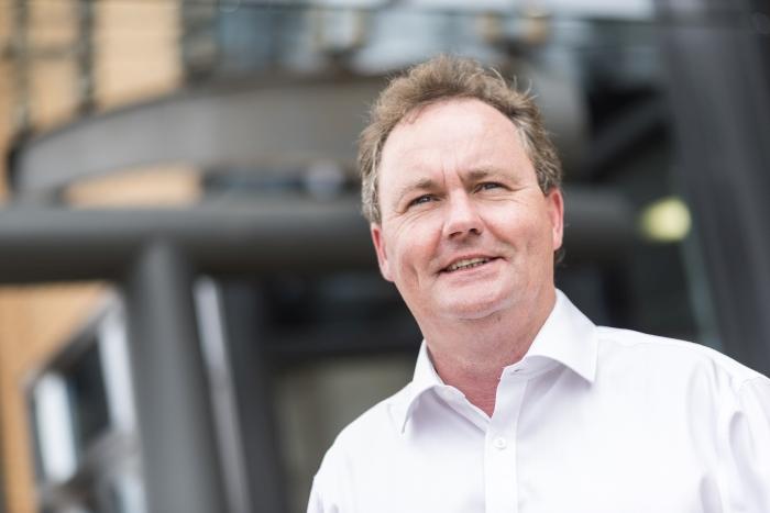Aidan McDonough, CEO, Integra Business Solutions