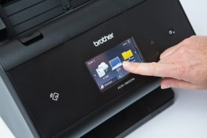 Brother customisable scanner