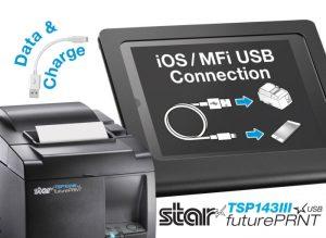 The TSP143IIIU printer