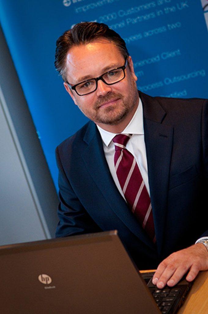 Tim Muckart, Sales Director