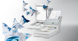 Panasonic new hybrid scanner