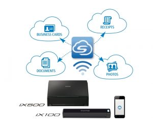 ScanSnap Cloud a free service