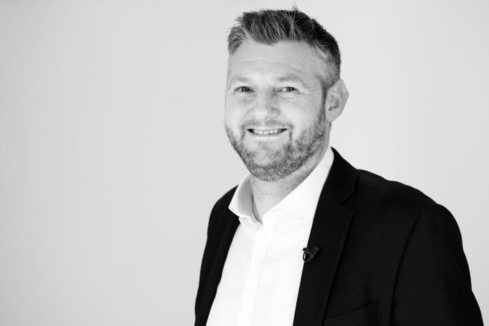 Jeremy Spencer, Marketing Director