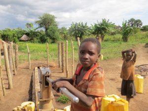 Much needed water development