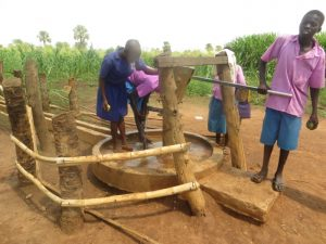 Making life easier this new water development