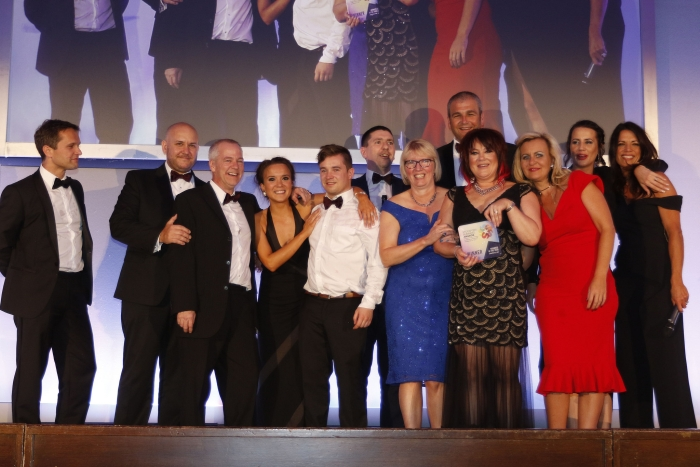 Business of the year at annual Stockport Business Awards 2017