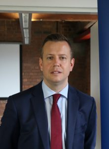 Greig Millar, General Manager, Brother UK