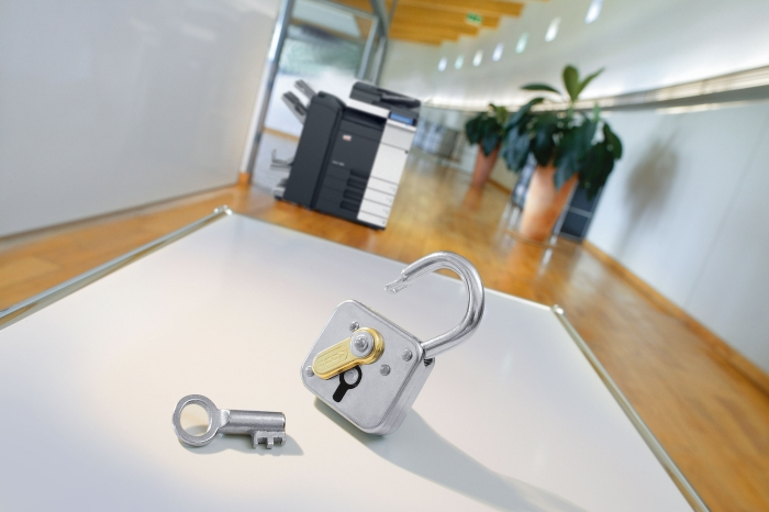 Protection against data theft