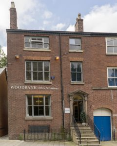 Woodbank Office Solutions offices
