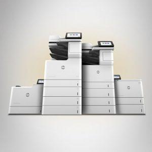 HP Laserjet Enterprise 600 series