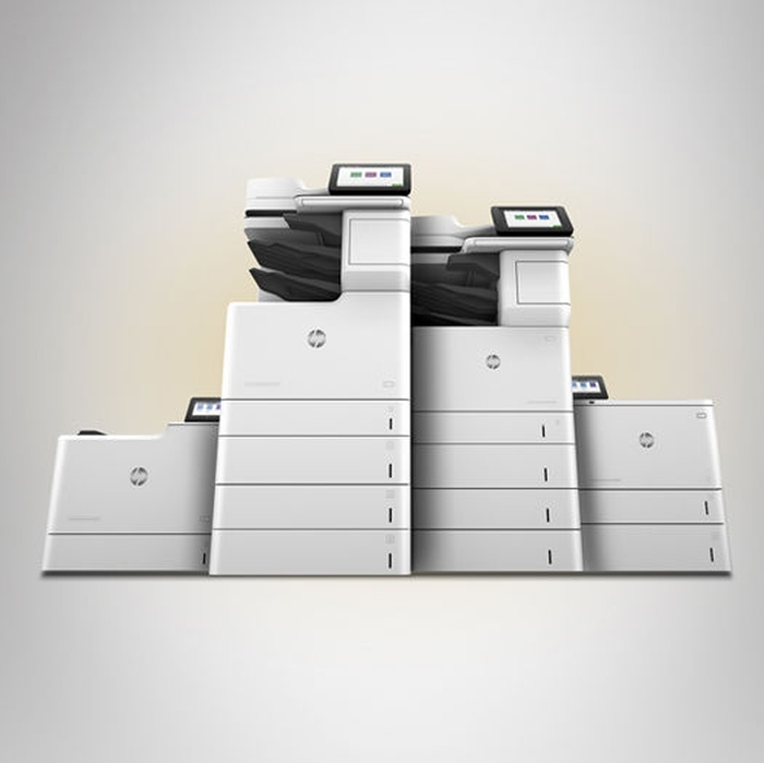HP Laserjet Enterprise 600 series