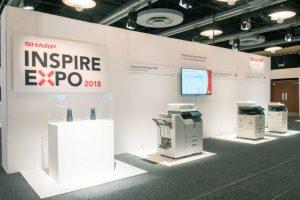 Sharp's International Partner eveny - Inspire Expo 2018