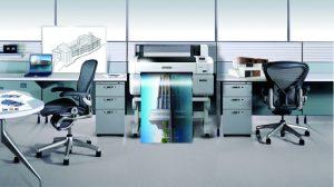 Epson 24-inch wide format printer