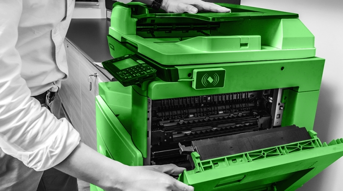 The ability to enhance a printer