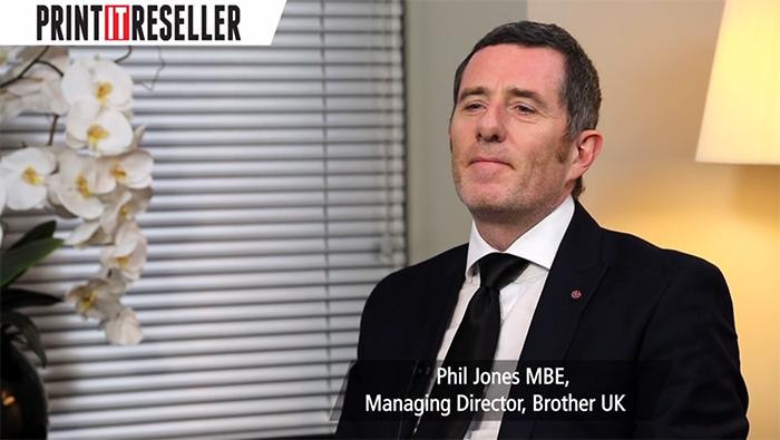Phil Jones MBE