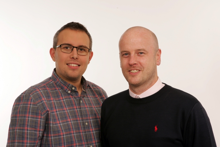 Office Monster: Steve Hanley and Ryan Ward