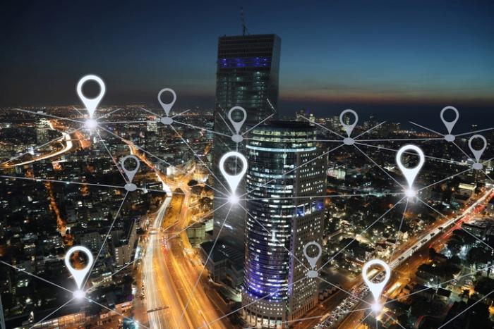 modern city future technology