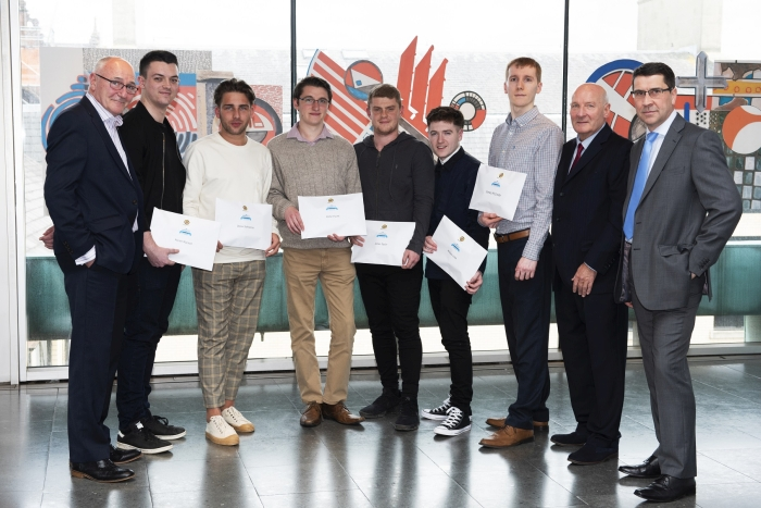 Scotland's Print Industry Apprentice of the year awards
