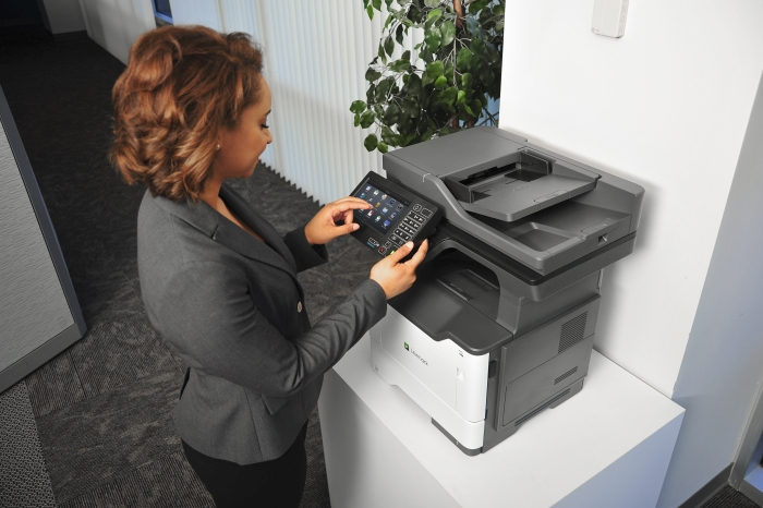 Mid-range mono printing device