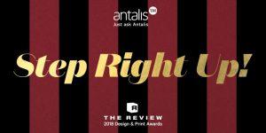 Review awards logo