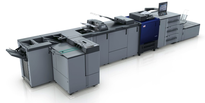 Expansion of production print