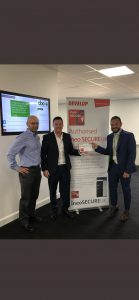 The company has completed accreditation for Develop's ineo SECURE UK security service