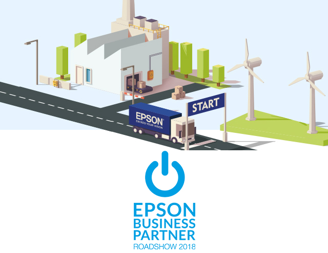 Epson's Roadshow rolls in to town