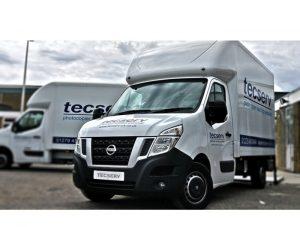 TecServ Fleet vehicles