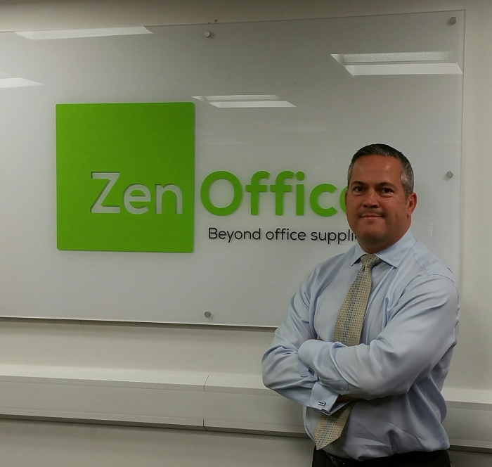 Damien Evans, Zen Office