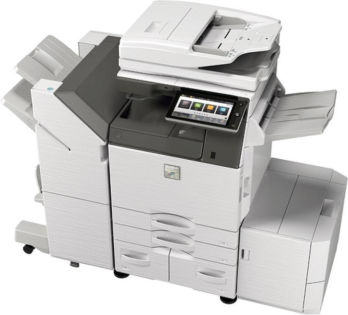 Sharp A3 colour document system