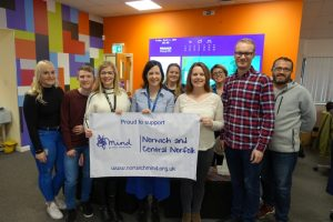 Midwich raising even more money for their chosen charity
