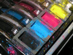 Inkjet ink