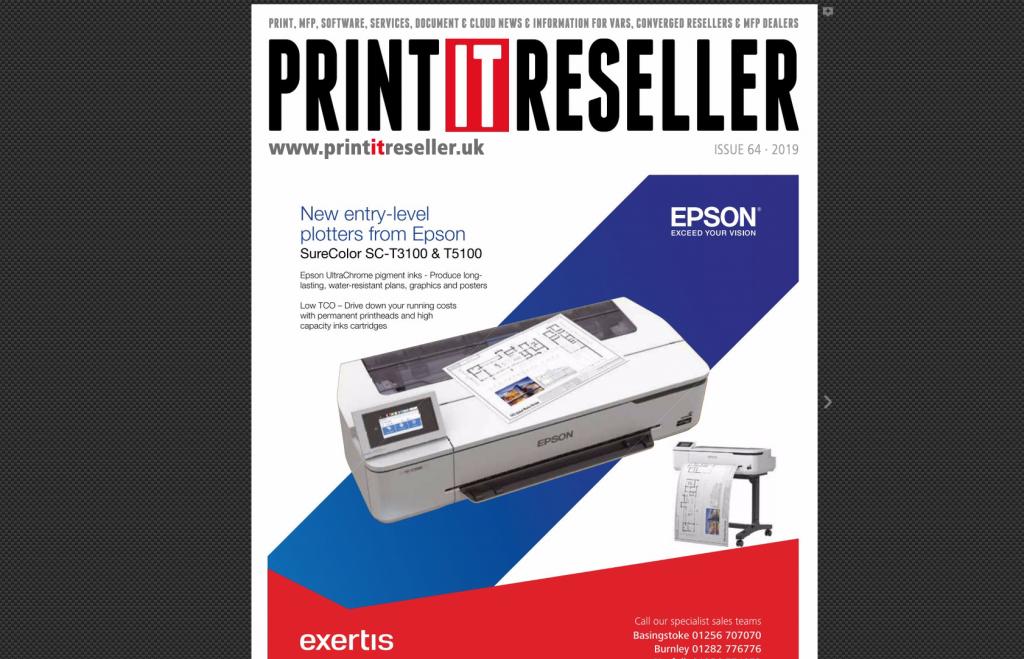 Magazines – Print IT Reseller Magazine