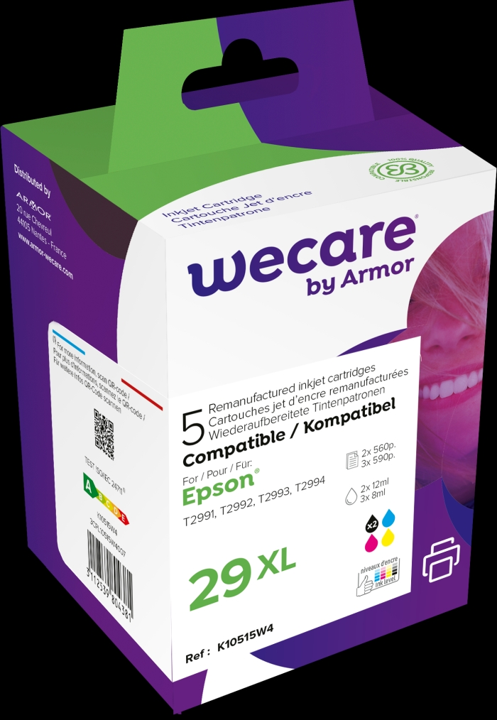 latest line of new inkjet and remanufactured inkjet cartridges