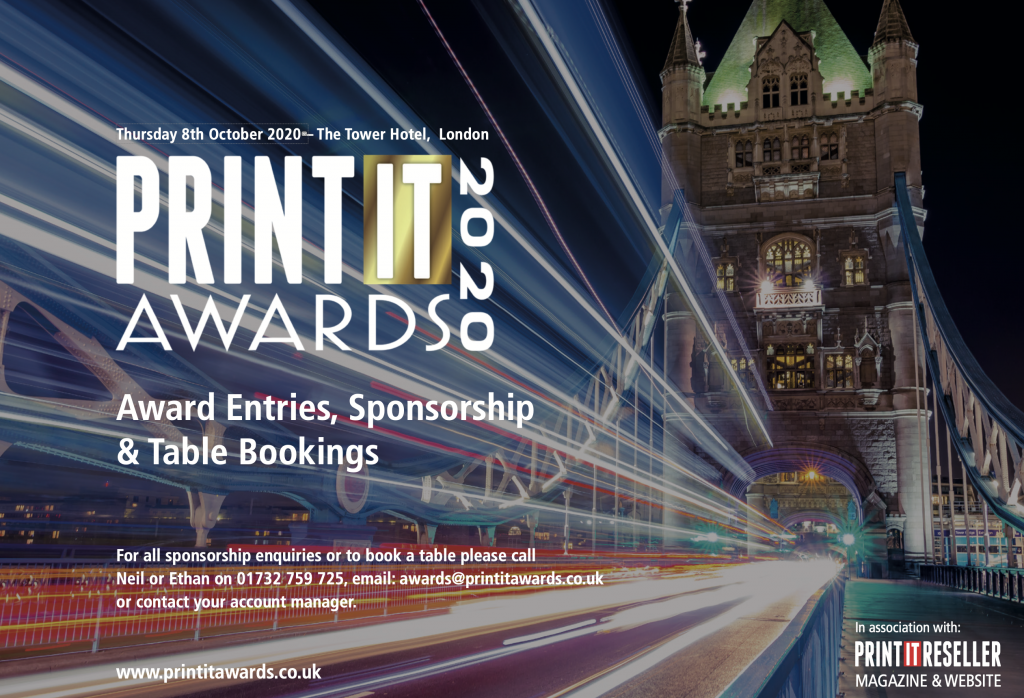Print IT Awards 2020