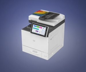 Ricoh new A4 colour intelligent device