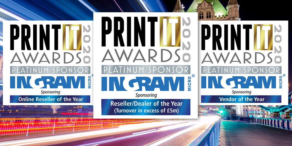 PrintIT Awards 2020 - Award Categories